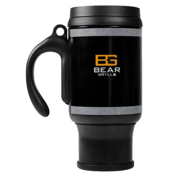 Туристическая кружка Gerber The Ultimate Mug черная 400 мл