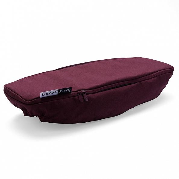 Купить Чехол для боковой корзины BUGABOO Donkey 2 Red melange, Комплектующие для колясок