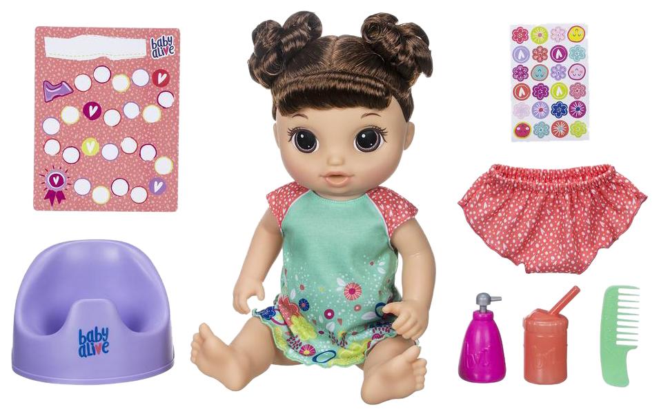 Игровой набор Hasbro Baby Alive Танцующая Малышка E0610RS0