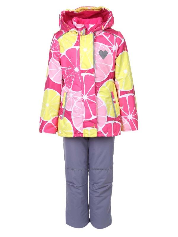 Комплект верхней одежды Stella Kids, цв. розовый