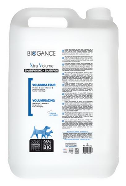 Кондиционер для домашнего питомца Biogance Xtra Volume BGXV5L