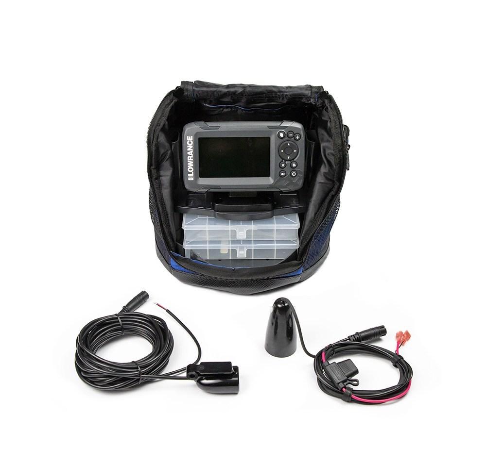 Эхолот Lowrance Hook2 4x GPS All Season