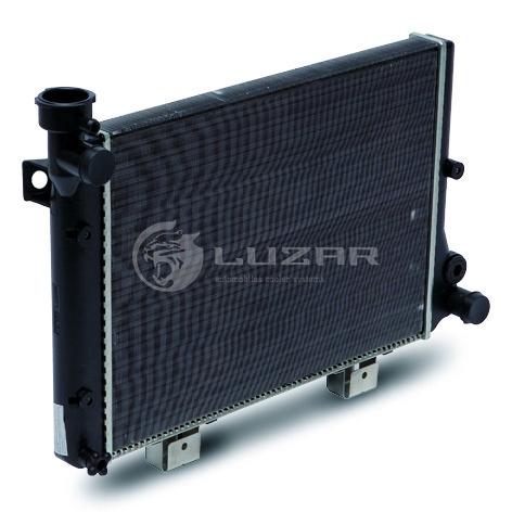 Радиатор охлаждения для Lada 2106 Luzar LRc0106 фото