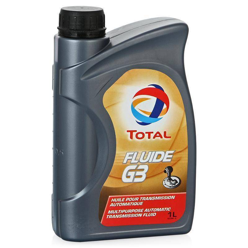 Моторное масло Total Fluide G3 15W