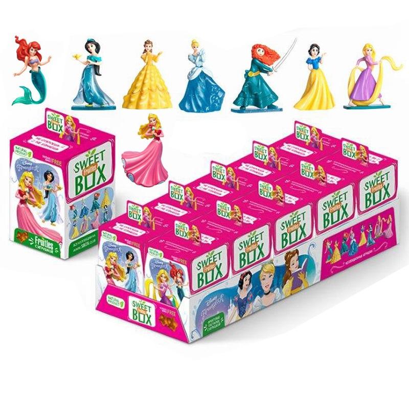Мармелад Sweet Box disney принцессы 10 г по 10 штук