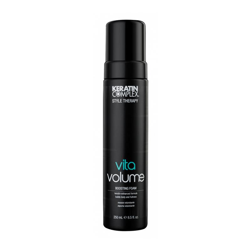 Мусс для волос Keratin Complex Vita Volume Boosting Foam 250 мл