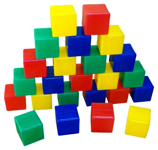 картинка Кубики Счастливое Детство Junior от магазина Bebikam.ru