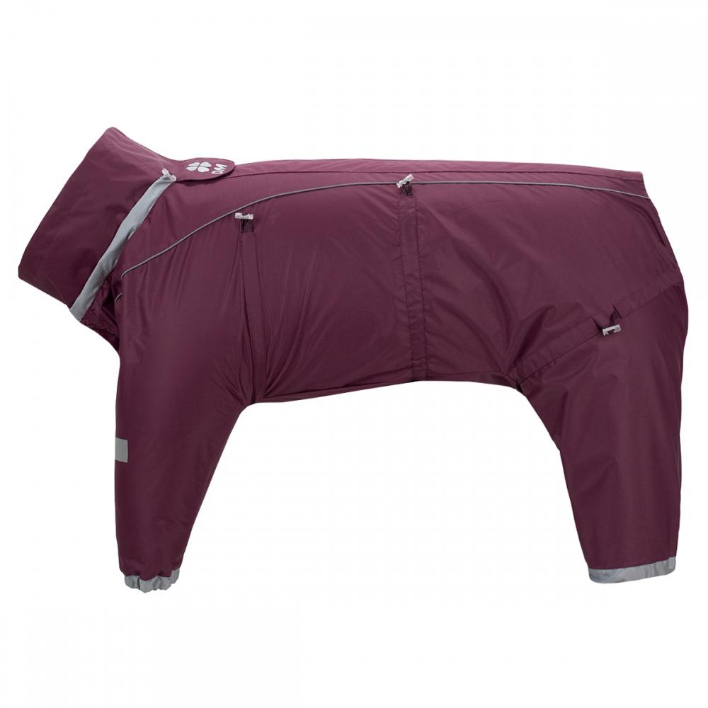 Комбинезон для собак DOGMODA DOGGS мембрана длина спины 28 (девочка).