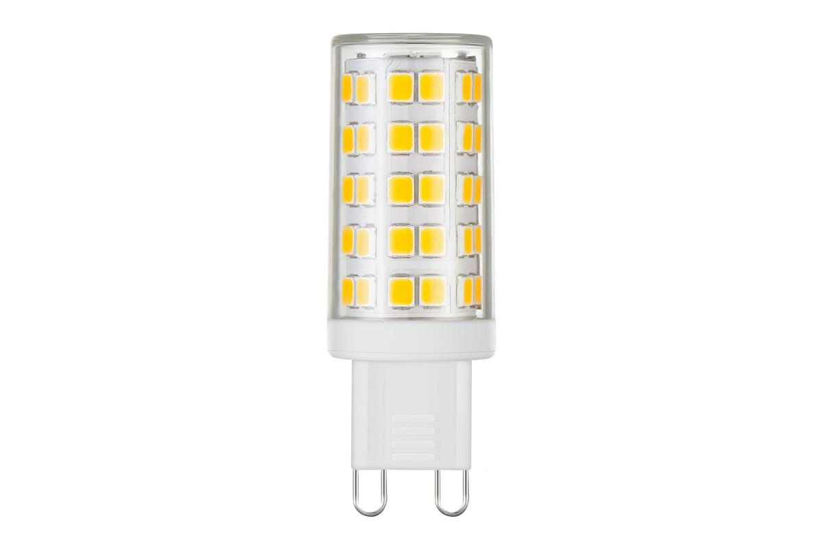 Лампа светодиодная Gauss G9 220V 5W (510lm)
