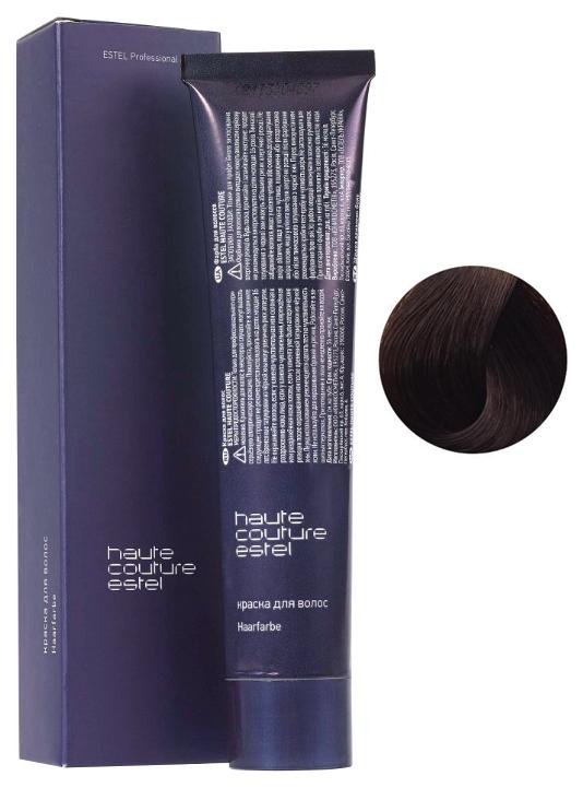 Краска для волос Estel Professional Haute Couture 5/7 Светлый шатен коричневый 60 мл