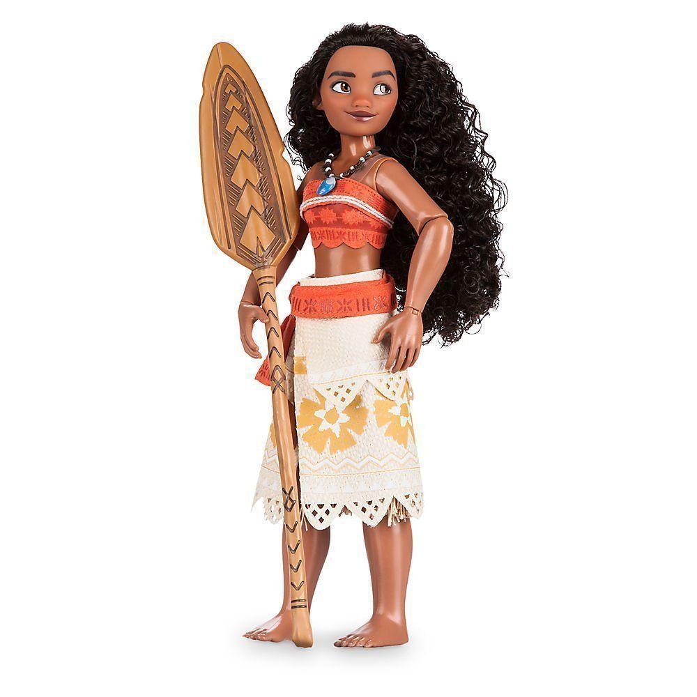 Кукла Disney Princess Моана базовая 4600