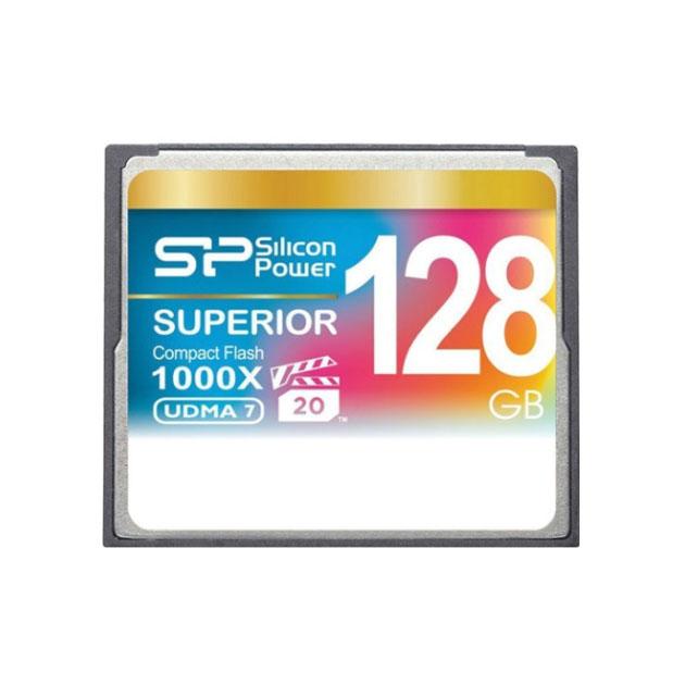 Карта памяти Silicon Power Compact Flash 128GB