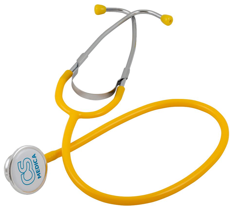 Фонендоскоп CS Medica CS 417 желтый