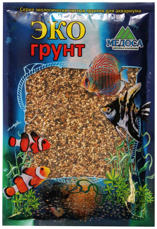 Грунт для аквариума ЭКОгрунт Галька реликтовая