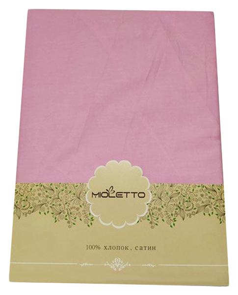 Простыня на резинке MIOLETTO 17 200/200/25 Розовый