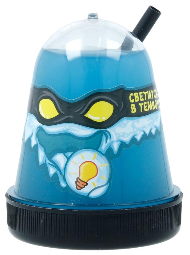 Купить Игрушка SLIME S130-20 Ninja светится в темноте, синий,