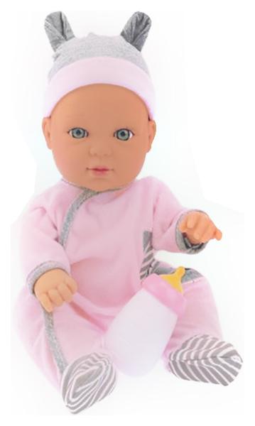 1 TOY Пупсик функциональный Baby Doll, 33 см, Т14115
