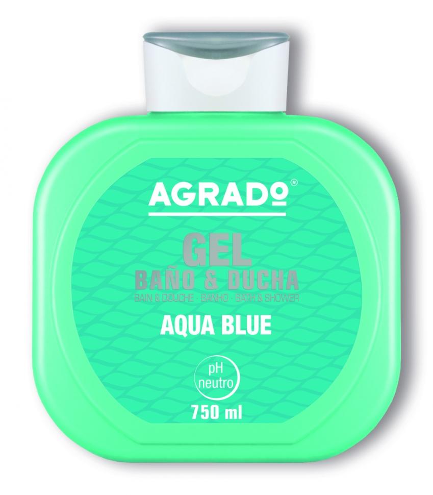 Гель для душа Agrado Морской бриз