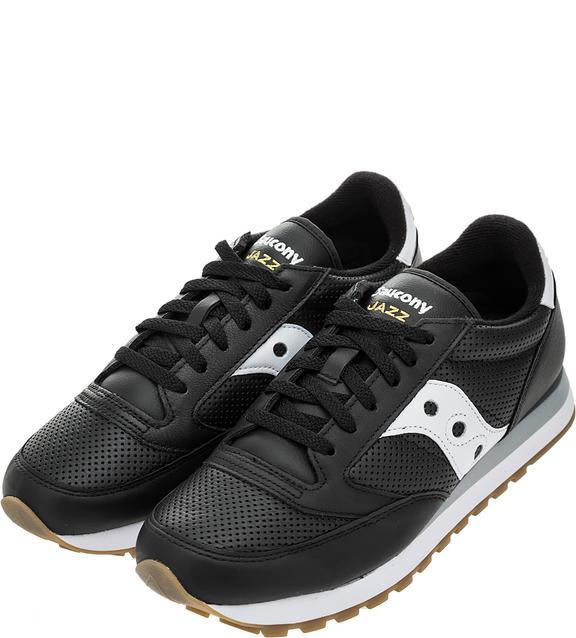 Кроссовки мужские Saucony S704611 черные/белые/золотистые 7 US