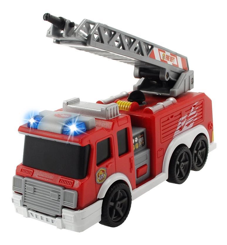 Пожарная машина Dickie, 15 см с водой
