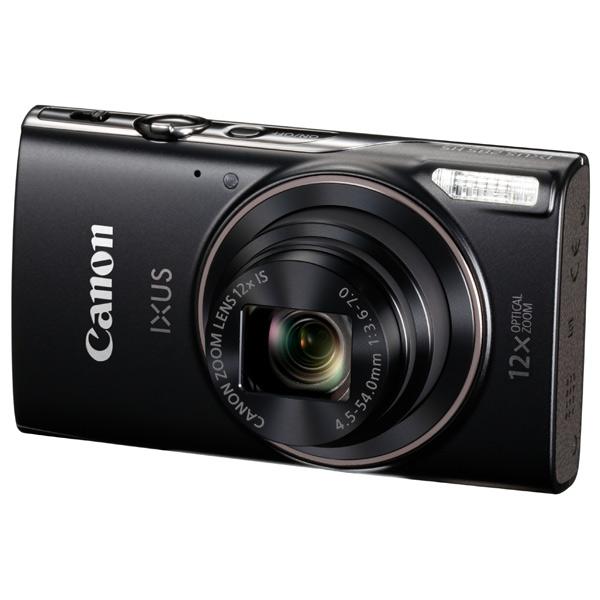 Фотоаппарат цифровой компактный Canon Digital Ixus 285 HS Black