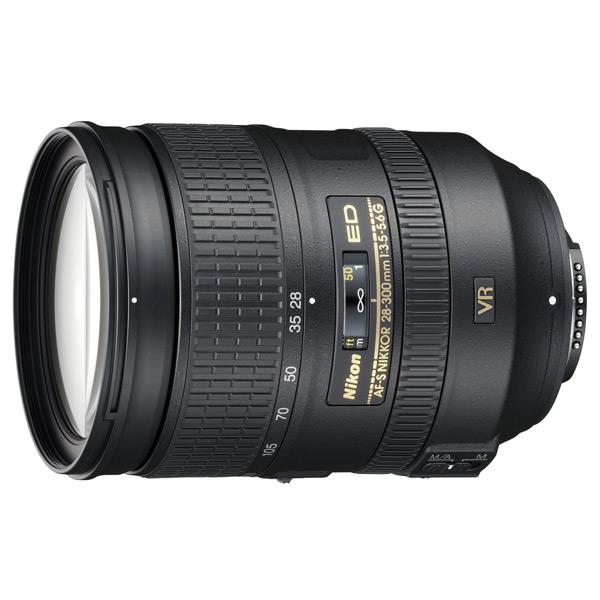 Объектив Nikon AF-S Nikkor 28-300mm f/3.5-5.6G ED VR фото
