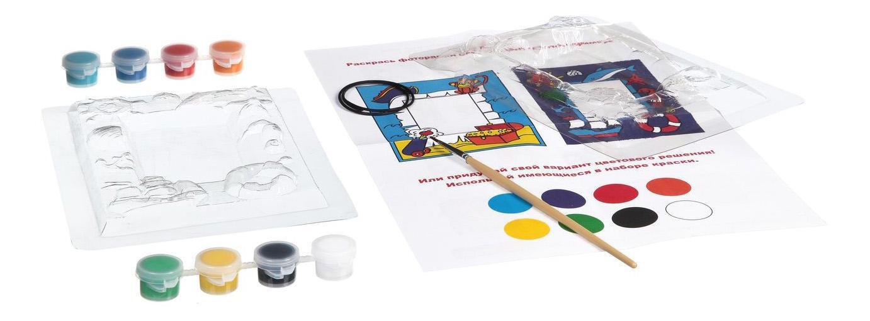 Купить Набор для творчества Bondibon фоторамки из гипса вв1436, Рукоделие