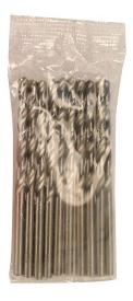 Набор сверл по металлу для дрелей, шуруповертов