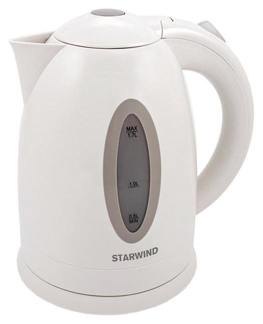 Чайник электрический StarWind SKP2211 White