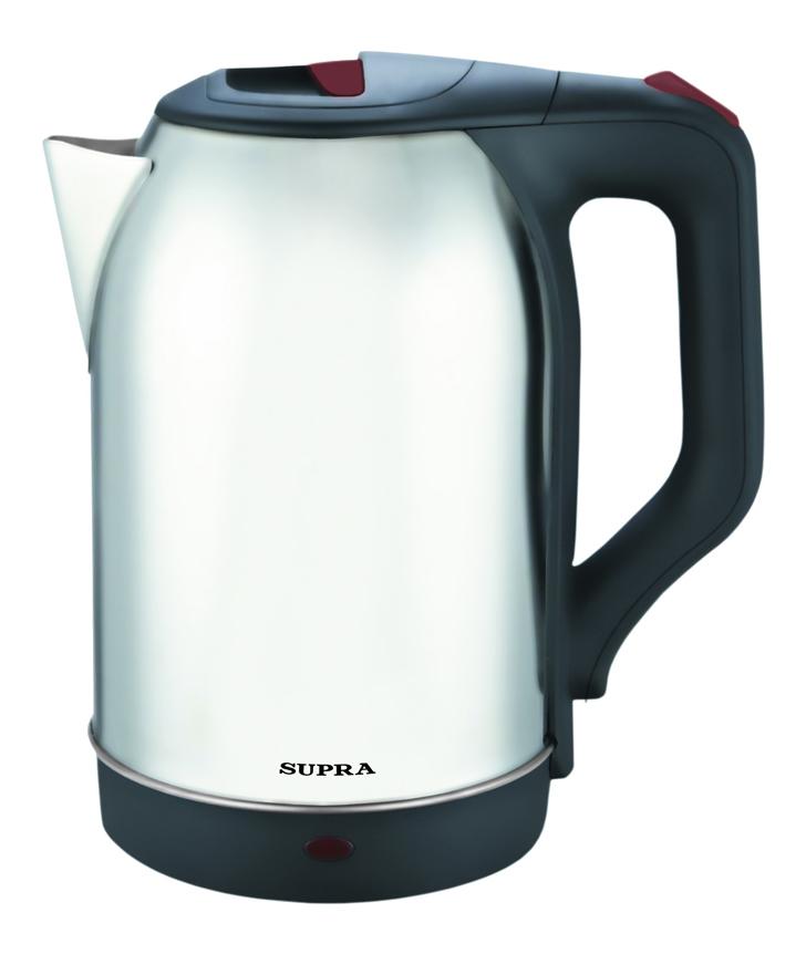 Чайник электрический Supra KES 2230 Black/Silver