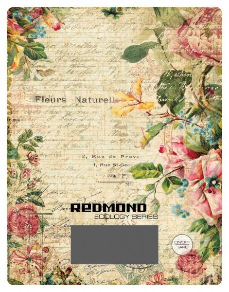 Весы кухонные Redmond RS 736 Flowers