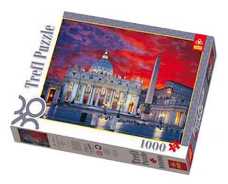 1000 дет. - Базилика Святого Петра, Рим фото