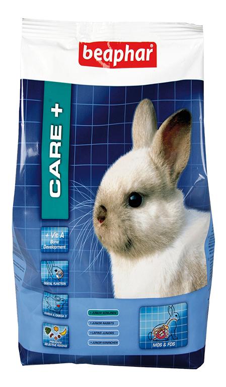 Корм для кроликов Beaphar Care + 0.25