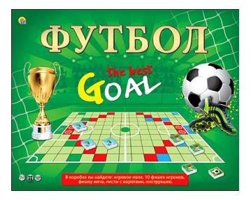 Спортивная настольная игра Рыжий Кот Футбол