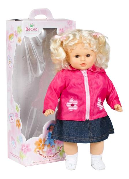 Кукла Весна Дашенька 10