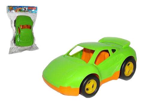 Машинка пластиковая Полесье Вираж гоночный фото