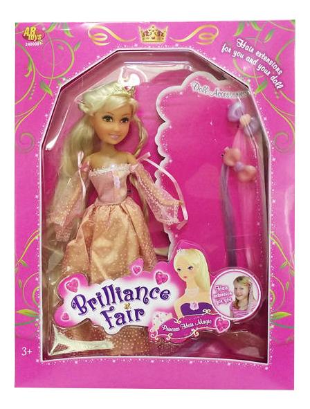 Кукла ABtoys Принцесса 26 см