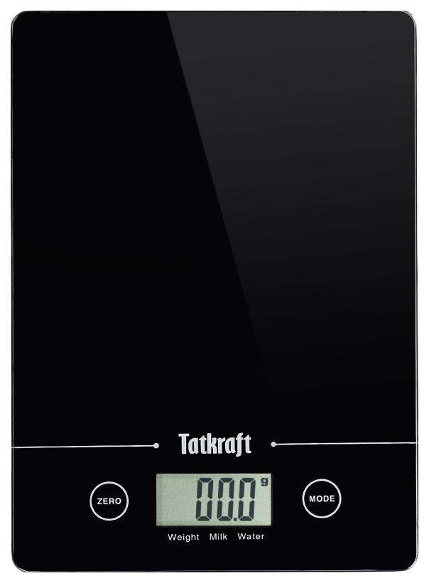 Весы кухонные Tatkraft GLAZE