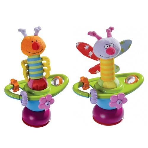 Развивающая игрушка TAF TOYS Игровая карусель на присоске (10915)