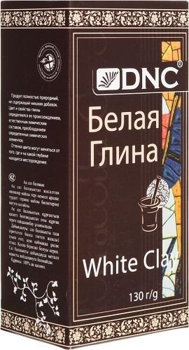 Глина косметическая DNC Белая, 130 г