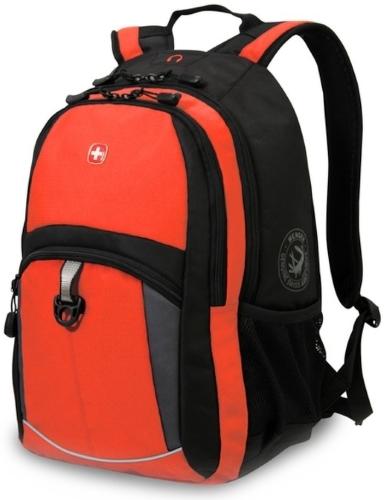 Рюкзак Wenger 3191207408 оранжевый/черный 22 л
