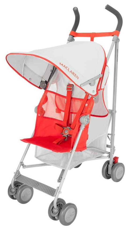 Прогулочная коляска Maclaren Volo Marmalade Multi WM1Y010202