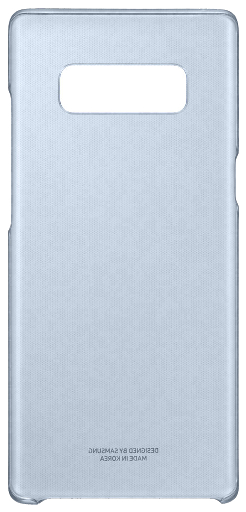 Чехол Samsung Galaxy Note 8 Clear Cover для Samsung Galaxy Note 8 Blue