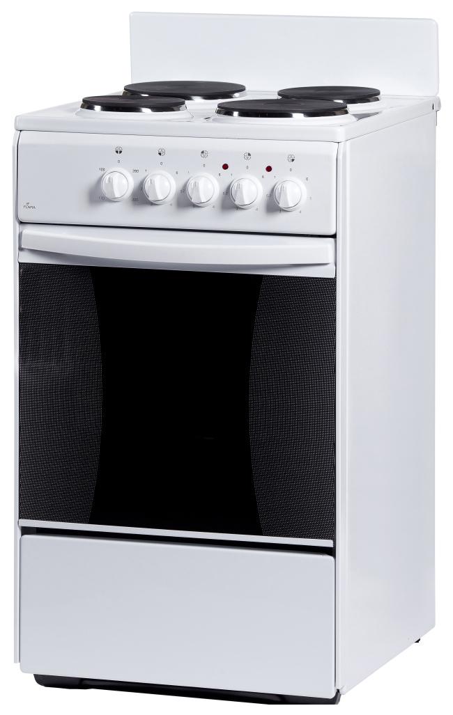 Электрическая плита Flama AE 1402 W White