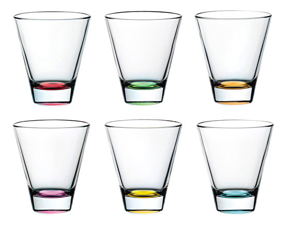 Набор стаканов Vidivi стакан 320 мл 6шт