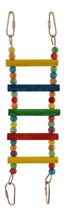 Лестница для птиц Triol, Дерево, Пластик, Металл,