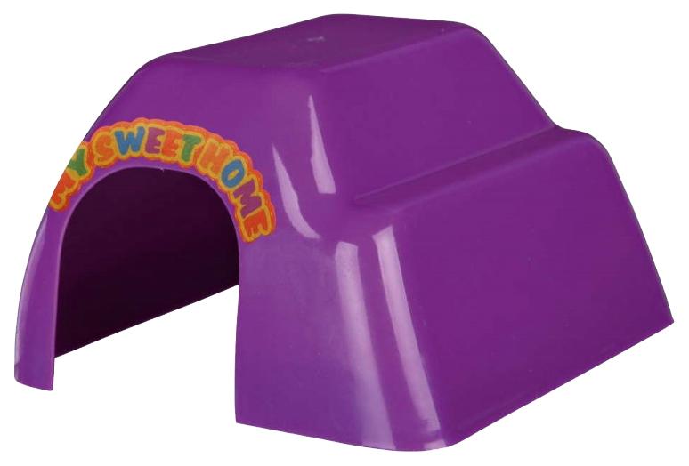 Домик для грызуна TRIXIE пластик, 15х26х23см, цвет