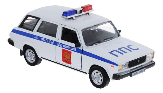 Лада Милиция, Полицейская машина Autotime Лада Милиция,  - купить со скидкой