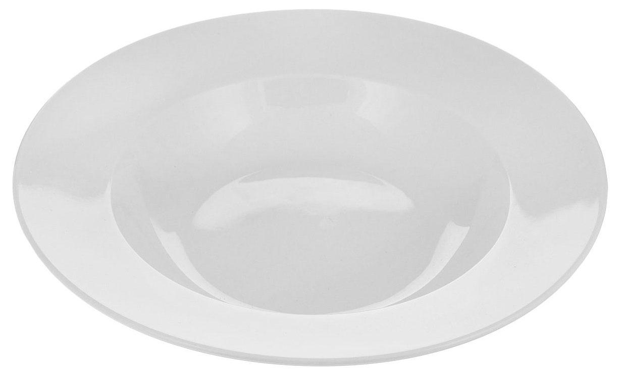 Тарелка Tescoma Opus 385118 Белый