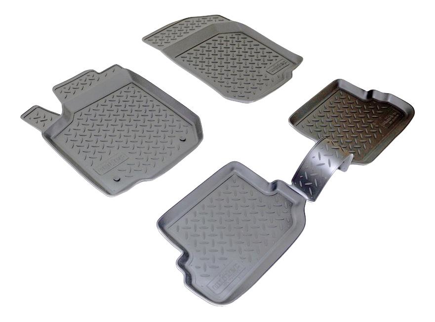 Комплект ковриков Norplast для Skoda (NPL-Po-81-40) фото